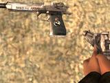 M@D Silenced Pistol