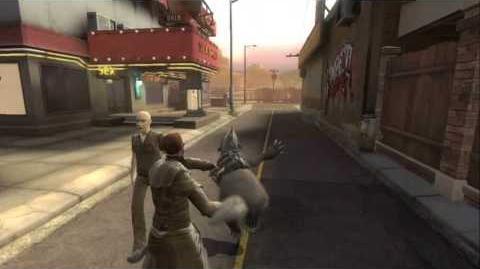Postal III E3 2008- White Trash Interview HD