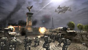 Russian Invasion of France
