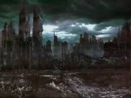 Post-apocalypse after the end