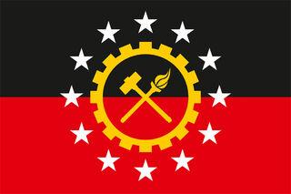 African Confederacy Flag