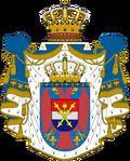 Coat of arms of the Infanta Lila, the Duchess of Corona