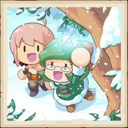 Wintertide Fleur Memory