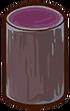Purpleheart Log
