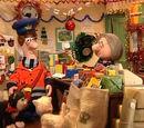 Postman Pat's Christmas Eve