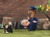 Postman Pat and the Lucky Escape