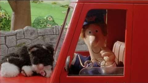 Specsavers - Postman Pat