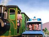 Postman Pat and the Runaway Train