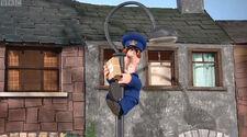 PostmanPattheSecretSuperhero