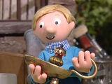 Postman Pat and the Magic Lamp