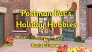 PostmanPat'sHolidayHobbiesTitleCard