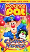 PostmanPatClownsAroundUKVHS