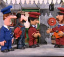 Postman Pat and the Train Inspector