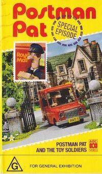 PostmanPatandtheToySoldiersAUVHS