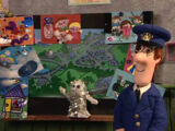 Postman Pat's Perfect Painting