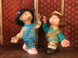 Postman Pat and the Bollywood Dance