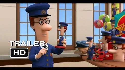Postman Pat - Official Trailer 2 - In Cinemas May 23