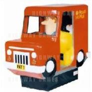 Postman Pat Ride RGM