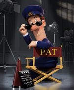 Postman Pat The Movie promo