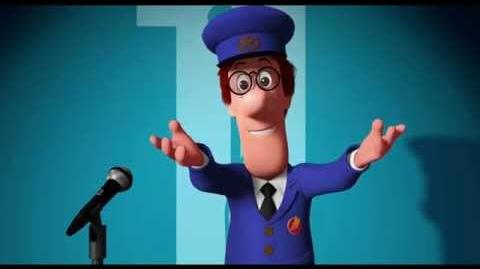 Postman Pat The Movie - Audition Tape - Clip-0