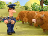 Postman Pat and the Cranky Cows