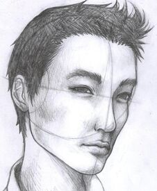 Asian guy by zae369