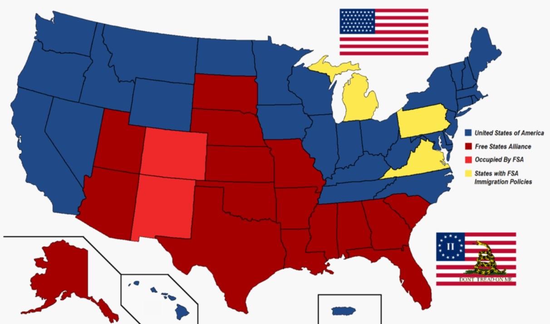 Second American Civil War Modern Warfare Wiki FANDOM powered by