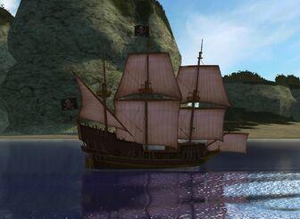 Abaddons Will Refit Galleon