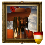 Gaspar de Silva Portrait