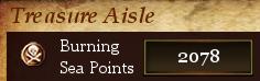 Burning Sea Points