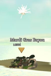 Mardi Gras Bayou
