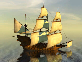 SanMateo Galleon