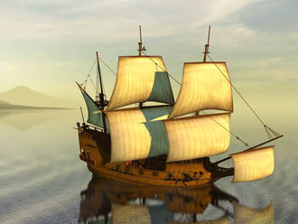 Santiago Galleon