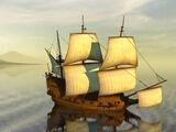 'Santiago' Galleon