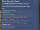 Careening Camp