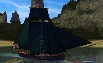Lancer Naval Cutter