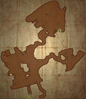 Villa Hermosa Map