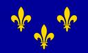 Île-de-France flag