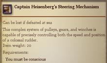 Captain Heisenberg