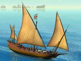 'El Dragon' Barque