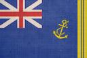 Captains Naval Blue Ensign