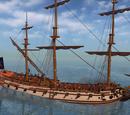 'Stralsund' Frigate