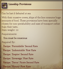 Lineship Provisions