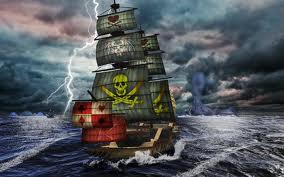 War frigate 3