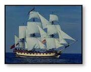 War frigate 2