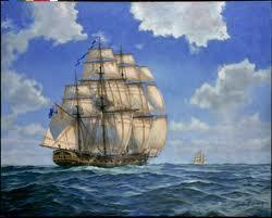War frigate 6