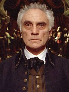 Haunted Manstion-Terrence Stamp
