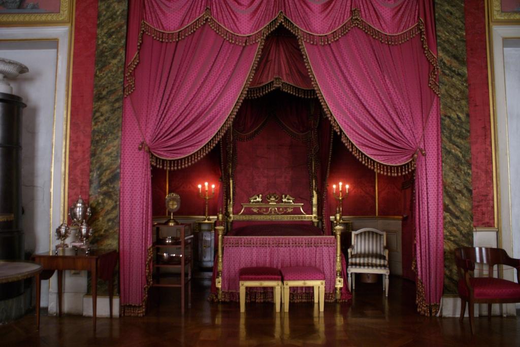 Ludwigsburg Schloss Queens Bedroom