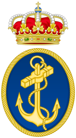 330px-Emblem of the Spanish Navy