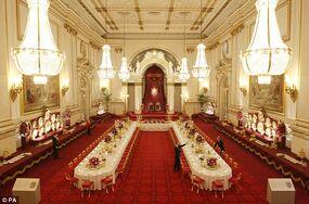 Royal dining room BP PA